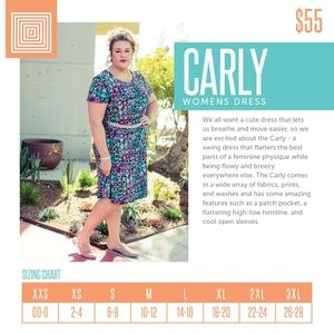 Lularoe Mystery Carly Brand New w/Tags All Sizes